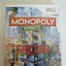Videojuegos y Consolas: JUEGO - NINTENDO WII - MONOPOLY. Lote 101868927