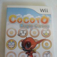 Videojuegos y Consolas: JUEGO - NINTENDO WII - COCOTO - MAGIC CIRCUS. Lote 101874063