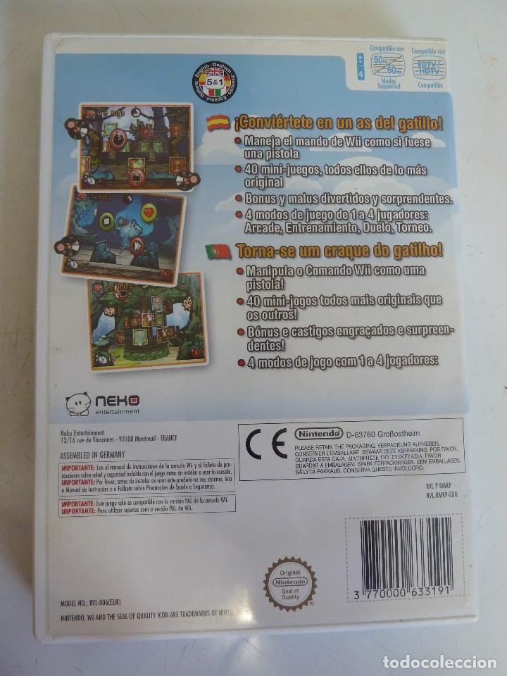 Videojuegos y Consolas: JUEGO - NINTENDO WII - COCOTO - MAGIC CIRCUS - Foto 2 - 101874063