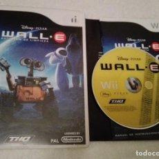 Videojuegos y Consolas: DISNEY PIXAR WALL-E BATALLON DE LIMPIEZA JUEGO NINTENDO WII KREATEN. Lote 104738535
