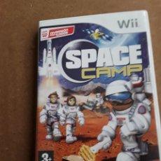 Videojuegos y Consolas: JUEGO NINTENDO WII SPACE CAMP. Lote 105738159