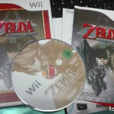 Videojuegos y Consolas: THE LEGEND OF ZELDA TWILIGHT PRINCESS . Lote 105806095