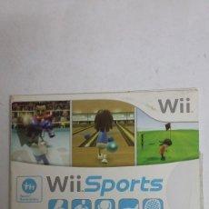 Videojuegos y Consolas: WII SPORTS. Lote 107469155