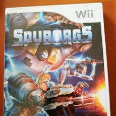 Videojuegos y Consolas: SPYBORGS. Lote 107680175