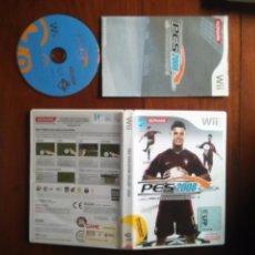 Videojuegos y Consolas: JUEGO NINTENDO WII - PES 2008 FUTBOL , LFP LIGA PROFESIONAL DE FUTBOL PRO EVOLUTION SOCCER . Lote 107879379
