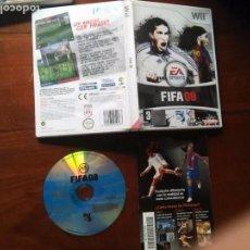 Videojuegos y Consolas: JUEGO NINTENDO WII - FIFA 2008 08 FUTBOL . Lote 107879411