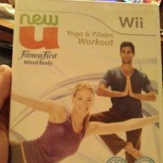 Videojuegos y Consolas: JUEGO WII NEW U FITNESS. Lote 108308475