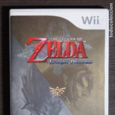 Videojuegos y Consolas: JUEGO THE LEGEND OF ZELDA TWILIGHT PRINCESS - COMPLETO -. Lote 108667571