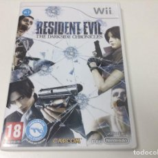 Videojuegos y Consolas: RESIDENT EVIL THE DARKSIDE CHRONICLES. Lote 132521313