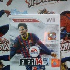 Videojuegos y Consolas: JUEGO WII - FIFA 14.. Lote 108847543