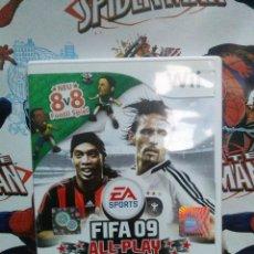 Videojuegos y Consolas: JUEGO WII - FIFA 09 *ALL-PLAY*. Lote 108847579