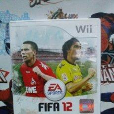 Videojuegos y Consolas: JUEGO WII - FIFA 12.. Lote 108847611