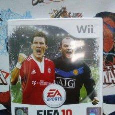 Videojuegos y Consolas: JUEGO WII - FIFA 10.. Lote 108847671