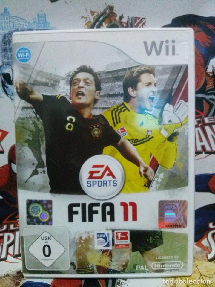 Juego Wii Fifa 11 Comprar Videojuegos Y Consolas Nintendo Wii