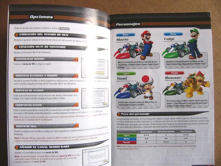 manual de instrucciones en espa ol juego ninten comprar rh todocoleccion net manual de wii u en español manual de operaciones wii en español