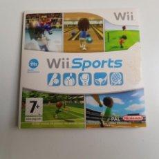 Videojuegos y Consolas: WIISPORTS. Lote 112512138