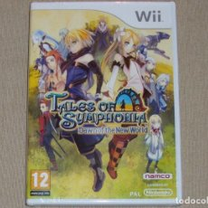 Videojuegos y Consolas: TALES OF SYMPHONIA: DAWN OF THE NEW WORLD, PRECINTADO PAL ING -WII-. Lote 112626367
