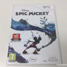 Videojuegos y Consolas: EPIC MICKEY. Lote 221743336