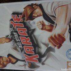 Videojuegos y Consolas: ALL STAR KARATE WII. Lote 115239627