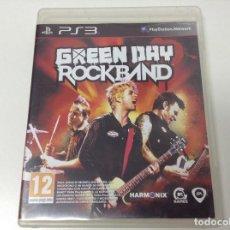 Videojuegos y Consolas: GREEN DAY ROCKBAND. Lote 115860999
