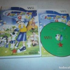 Videojuegos y Consolas: SUPER SWING GOLF NINTENDO WII PÀL COMPLETO . Lote 116005027