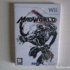 Videojuegos y Consolas: MADWORLD WII NUEVO. Lote 117216395