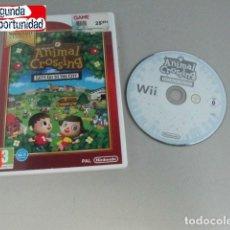 Videojuegos y Consolas: ANIMAL CROSSING - LETS GO TO THE CITY - WII. Lote 117780223