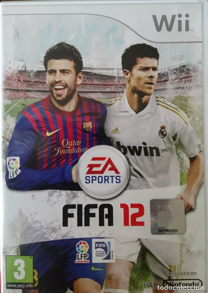 Fifa 12 Juego Para Wii Comprar Videojuegos Y Consolas Nintendo Wii