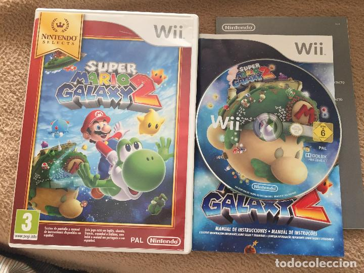 Super Mario Galaxy Ii 2 Wii Nintendo Selects Kr Sold Through Direct Sale 118940723