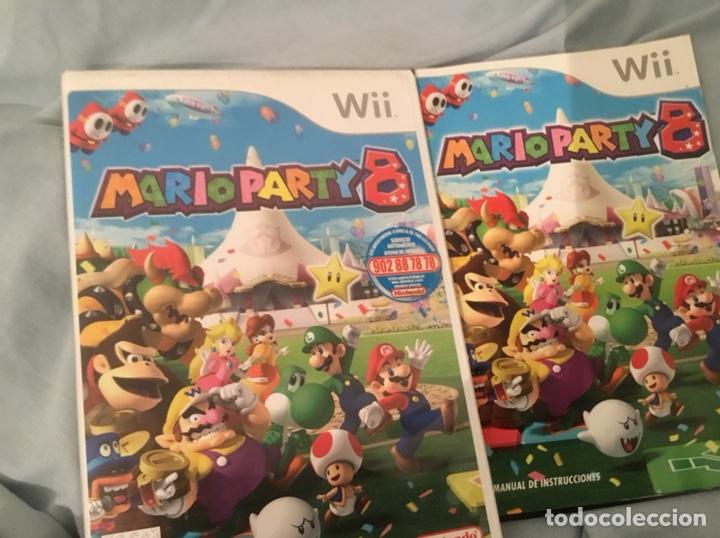 Juego De Wii Marioparty 8 Completo Comprar Videojuegos Y Consolas