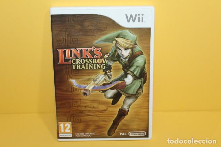 JUEGO PARA WII - LINK'S CROSSBOW TRAINING EN ESPAÑOL (Juguetes - Videojuegos y Consolas - Nintendo - Wii)