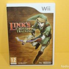 Videojuegos y Consolas: JUEGO PARA WII - LINK'S CROSSBOW TRAINING EN ESPAÑOL. Lote 123817959