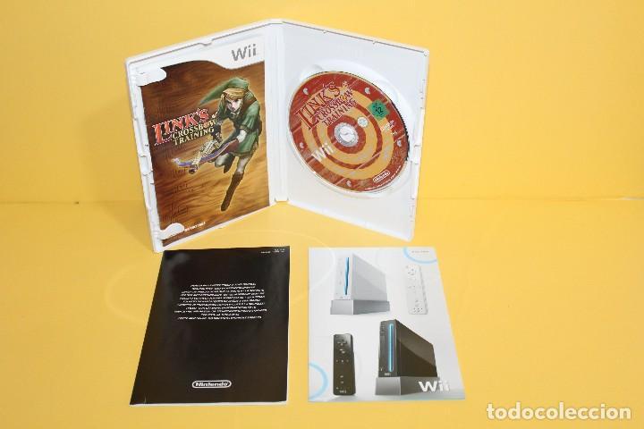 Videojuegos y Consolas: JUEGO PARA Wii - LINKS CROSSBOW TRAINING EN ESPAÑOL - Foto 3 - 123817959