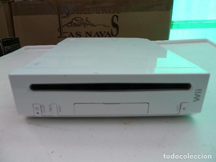 CONSOLA NINTENDO WII BLANCA (Juguetes - Videojuegos y Consolas - Nintendo - Wii)