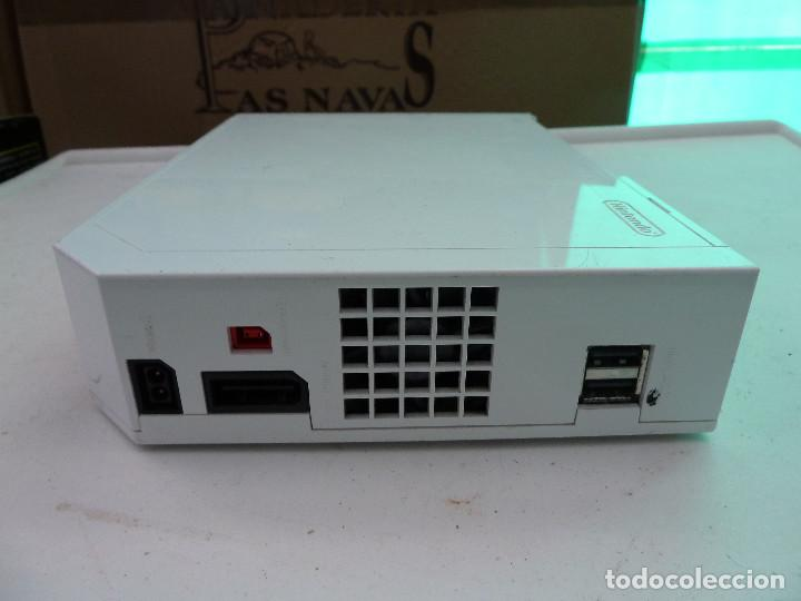 Videojuegos y Consolas: CONSOLA NINTENDO WII BLANCA - Foto 3 - 124804063