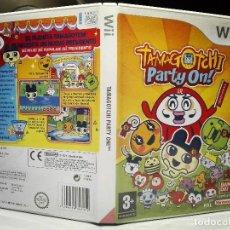 Videojuegos y Consolas: TAMAGOTCHI PARTY ON! NINTENDO WII. Lote 128559351