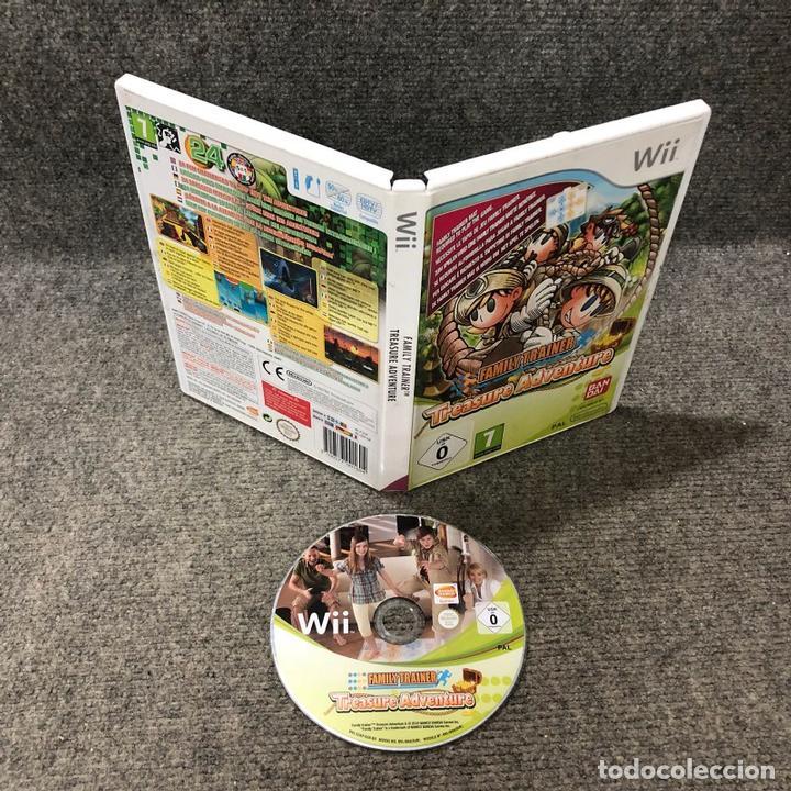 Family Trainer Treasure Adventure Nintendo Wii Comprar Videojuegos