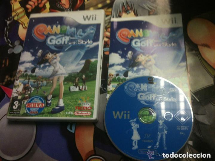 JUEGO NINTENDO WII PANGYA GOLF (Juguetes - Videojuegos y Consolas - Nintendo - Wii)