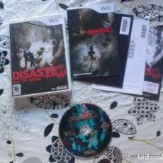 Videojuegos y Consolas: JUEGO NINTENDO WII DISASTER DAY OF CRISIS. Lote 133090042