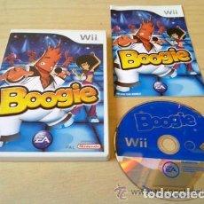 Videojuegos y Consolas: JUEGO NINTENDO WII BOOGIE. Lote 133177870