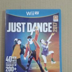 Videojuegos y Consolas: JUST DANCE 2017. NINTENDO WII U. Lote 133485358