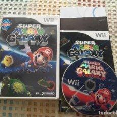 Videojuegos y Consolas: SUPER MARIO GALAXY 1 NINTENDO WII KREATEN. Lote 133487394