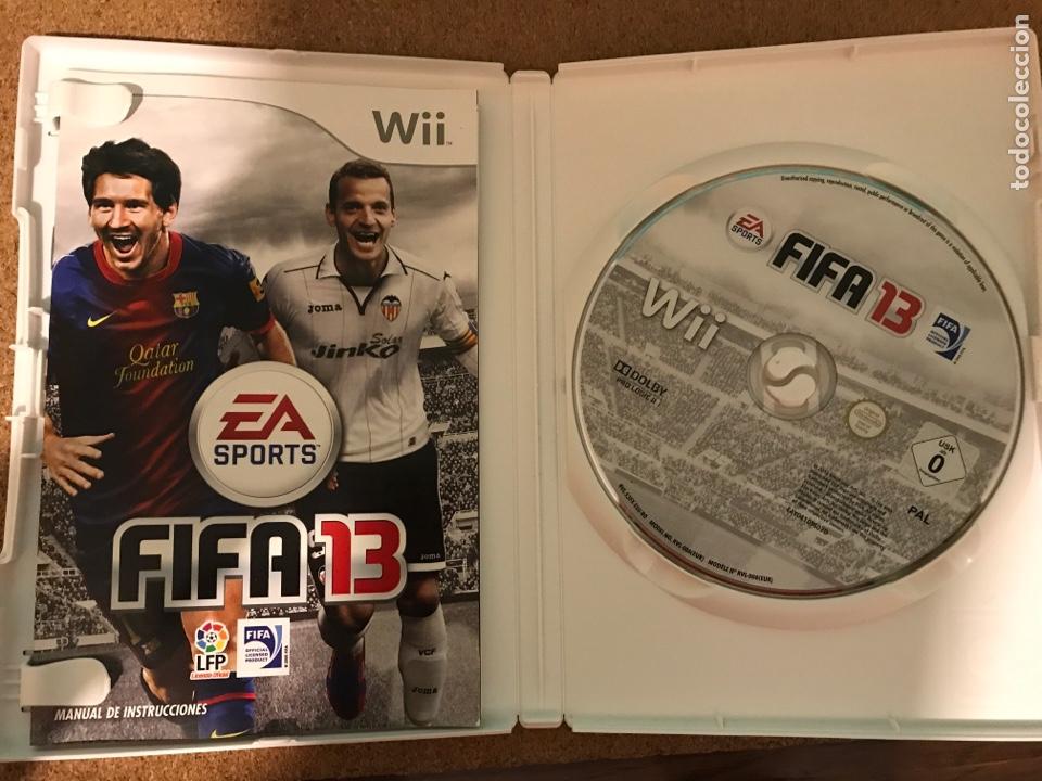 Juego Wii Fifa 13 Comprar Videojuegos Y Consolas Nintendo Wii En