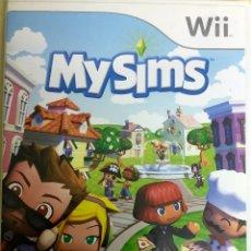 Videojuegos y Consolas: MY SIMS - WII. Lote 133766622