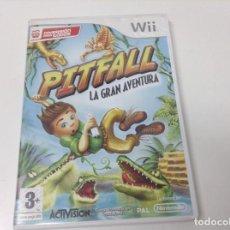 Videojuegos y Consolas: PITFALL LA GRAN AVENTURA. Lote 133928330