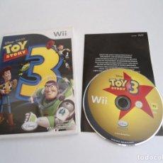 Videojuegos y Consolas: TOY STORY 3 - NINTENDO WII - BUEN ESTADO. Lote 133941526