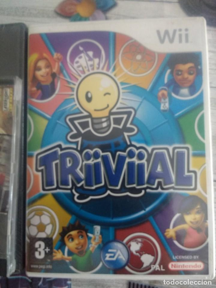 TRIIVIIAL WII (Juguetes - Videojuegos y Consolas - Nintendo - Wii)