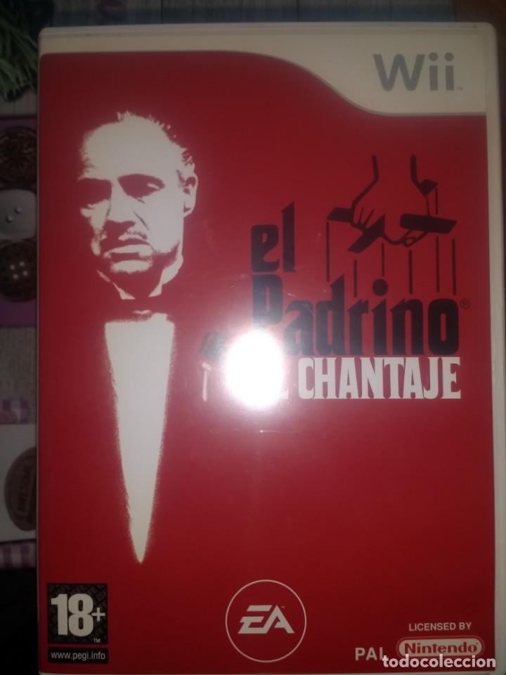 EL PADRINO WII EL CHANTAJE (Juguetes - Videojuegos y Consolas - Nintendo - Wii)