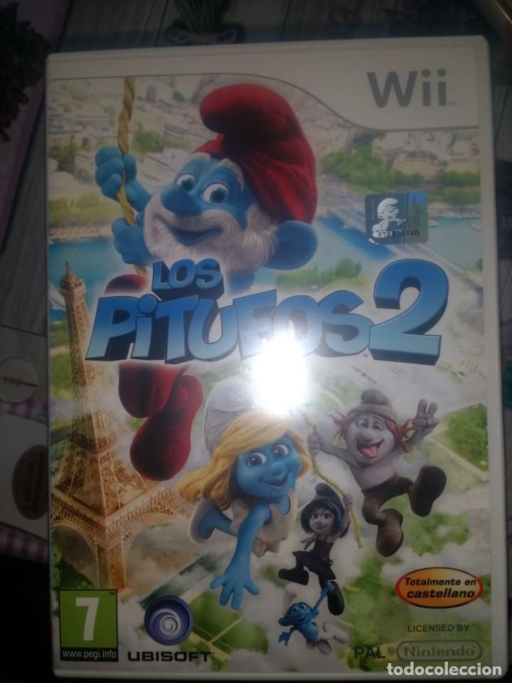 WII LOS PITUFOS 2 (Juguetes - Videojuegos y Consolas - Nintendo - Wii)
