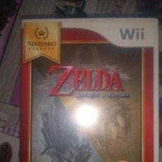 Videojuegos y Consolas: WII LEGEND OF ZELDA TWILIGHT PRINCESS. Lote 134447870